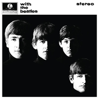 Cover of the track With The Beatles