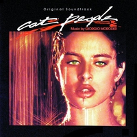Cover of the track Cat People (Soundtrack from the Motion Picture)