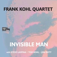 Cover of the track Invisible Man
