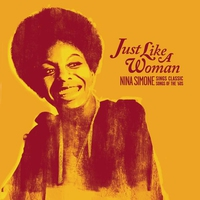 Cover of the track Just Like a Woman: Nina Simone Sings Classic Songs of the '60s