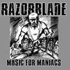 Couverture de l'album Music for Maniacs