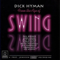 Couverture du titre From the Age of Swing