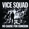 Couverture de l'album No Cause for Concern