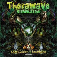 Cover of the track Thetawave Stimulation
