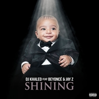 Cover of the track Shining (feat. Beyoncé & JAY Z) - Single