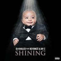 Couverture du titre Shining (feat. Beyoncé & JAY Z) - Single