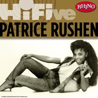 Cover of the track Rhino Hi-Five: Patrice Rushen - EP