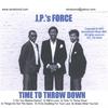 Couverture de l'album Time to Throw Down