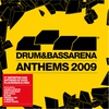Cover of the album Drum & Bass Arena: Anthems 2009
