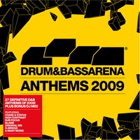 Cover of the track Drum & Bass Arena: Anthems 2009