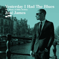 Cover of the track Yesterday I Had the Blues (The Music of Billie Holiday)