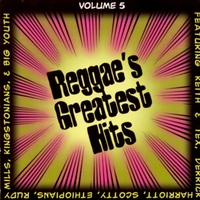 Cover of the track Reggae's Greatest Hits, Vol. 5