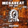 Cover of the album Megabeat - 1980-2005 - Interfront