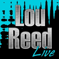 Cover of the track Lou Reed Live