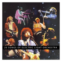Couverture du titre 20 Songs of Electric Light Orchestra