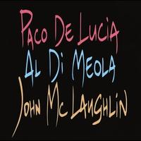 Cover of the track Guitar Trio - Paco De Lucía/John McLaughlin/Al Di Meola