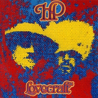 Cover of the track H.P. Lovecraft II
