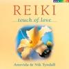 Couverture de l'album Reiki - Touch of Love
