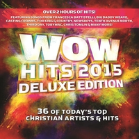 Couverture du titre WOW Hits 2015 (Deluxe Version)
