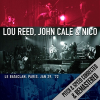 Cover of the track Le Bataclan - Pitch & Speed Corrected & Remastered + bonus tracks