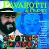 Cover of the album Pavarotti & Friends: For Cambodia and Tibet