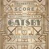 Couverture de l'album The Orchestral Score from Baz Luhrmann's Film The Great Gatsby