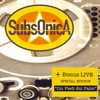 Cover of the album Subsonica & coi piedi sul palco (Live)