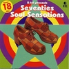 Cover of the album 18 Seventies Soul Sensations