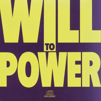 Couverture du titre Will to Power