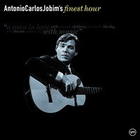 Cover of the track Antônio Carlos Jobim's Finest Hour