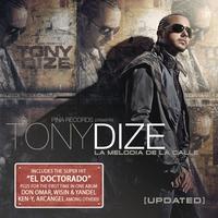 Cover of the track La melodía de la calle: updated