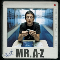 Couverture du titre Mr. A-Z
