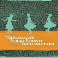 Cover of the track The Diplomats of Solid Sound (Featuring the Dimplomettes)