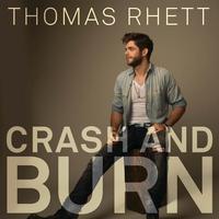 Couverture du titre Crash and Burn - Single