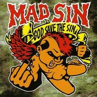 Couverture du titre God Save the Sin