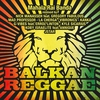 Cover of the album Balkan Reggae remixed by