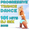 Cover of the album 101 Progressive Trance Dance Hits DJ Mix 2015