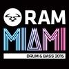 Couverture de l'album RAMiami Drum & Bass 2015