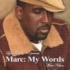 Couverture de l'album Marc: My Words