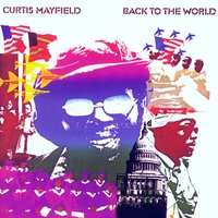 Cover of the track Back to the World