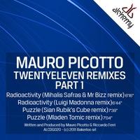 Couverture du titre TwentyEleven Remixes Part 1 - EP
