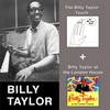 Couverture de l'album The Billy Taylor Touch + Billy Taylor at the London House