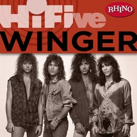 Cover of the track Rhino Hi-Five: Winger - EP