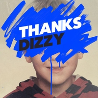 Cover of the track Dizzy - Single