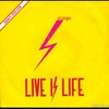 Cover of the track Live Is Life