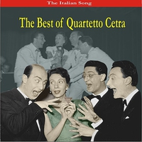 Cover of the track The Italian Song: The Best of Quartetto Cetra