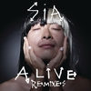 Couverture de l'album Alive (Remixes) - EP
