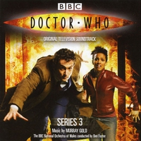 Couverture du titre Doctor Who - Series 3 (Original Television Soundtrack)