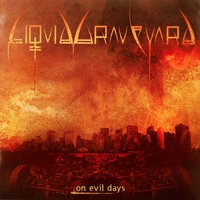 Cover of the track On Evil Days