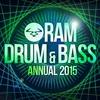 Cover of the album Ram Drum & Bass Annual 2015